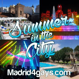 Summer In The City Madrid4gays