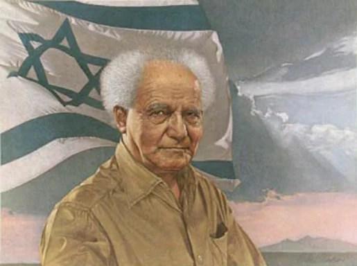Resultado de imagen para Fotos de David Ben-Gurion