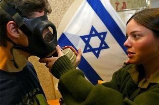 La venta de máscaras de gas se dispara en Israel ante la amenaza de las armas químicas de Siria
