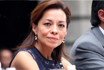 Reunión del Comité Central con la Licenciada Josefina Vázquez Mota