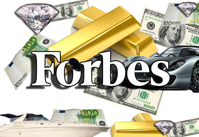 La lista Forbes de los judíos más ricos del mundo