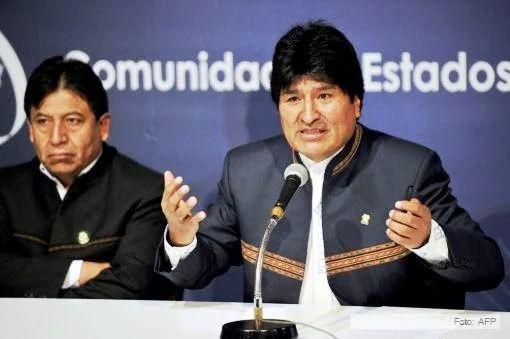 Enlace-Judio-Evo Morales- propuso -espiar- a- EEUU -para -lograr- seguridad -mundial