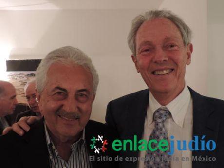 ENLACE JUDÍO - CAMBIO DE PRESIDENCIA DE CAMARA DE COMERCIO MÉXICO ISRAEL (1)