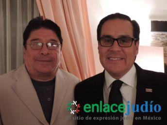ENLACE JUDÍO - CAMBIO DE PRESIDENCIA DE CAMARA DE COMERCIO MÉXICO ISRAEL (21)