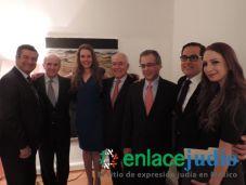 ENLACE JUDÍO - CAMBIO DE PRESIDENCIA DE CAMARA DE COMERCIO MÉXICO ISRAEL (5)
