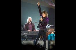 Los Rolling Stones suspendieron su gira en marzo, cuando se disponían a dar su primer concierto en Australia, debido al suicidio en Nueva York de la conocida diseñadora estadounidense L'Wren Scott, que compartía la vida de Mick Jagger desde 2001. Fuente: AFP