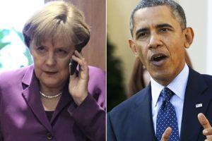 Merkel - Obama