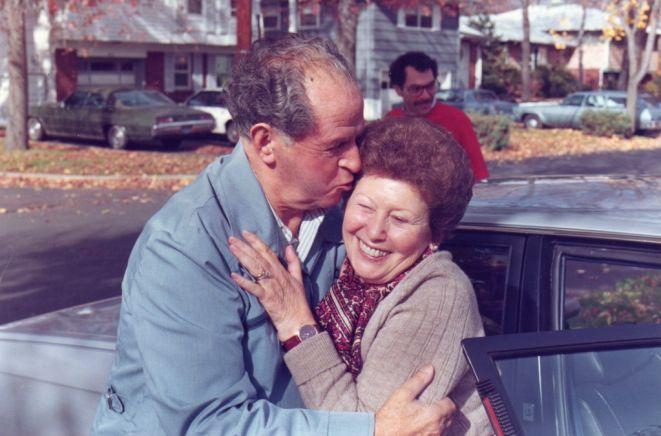 1980 - Sobrevivientes del Holocausto se casan - amor - Enlace Judío México
