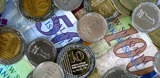 Moneda israelí