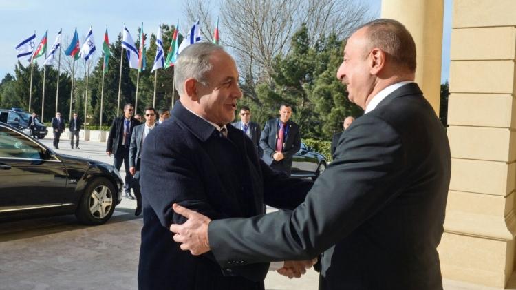Israel y Azerbaiyán firman acuerdos económicos