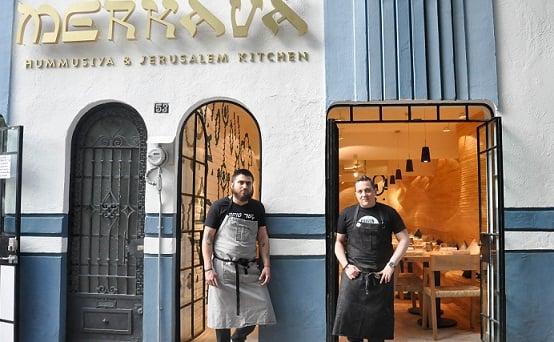 Merkavá, el primer restaurante en CDMX especializado en Hummus