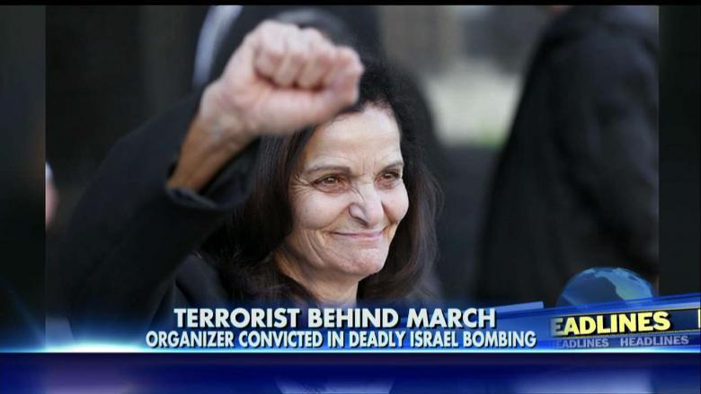 Conoce a la terrorista que organiza la 'Marcha de las mujeres'