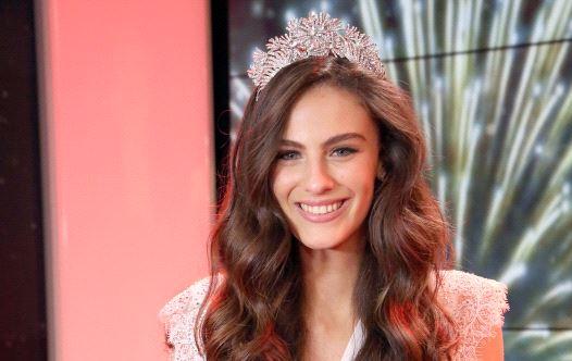 La nueva Miss Israel fue médico en las Fuerzas Aéreas Israelíes