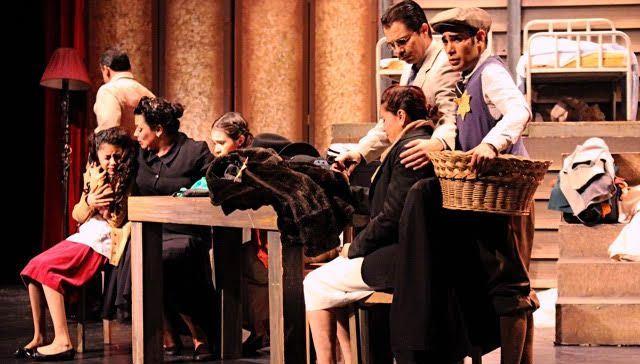 La obra 'Ana Frank' inauguró el Ciclo Cultural en el Teatro IMSS de Zacatecas