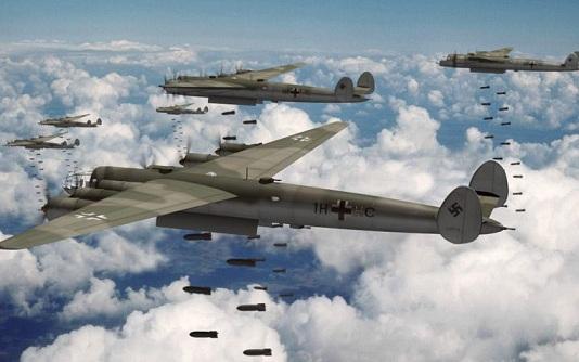 Bombardeos aéreos vs. el Holocausto: una comparación imposible