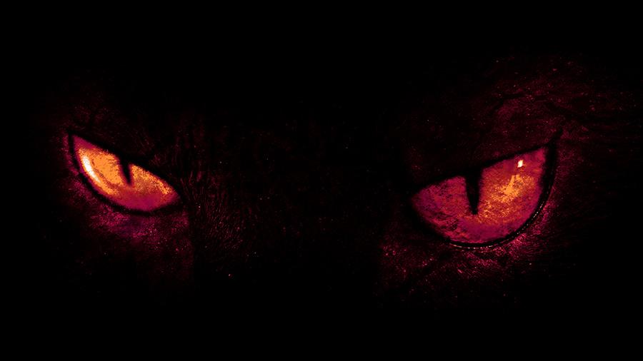 Ojos Diablo Satanas - Existe
