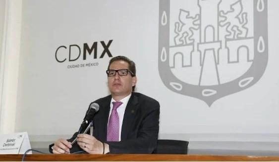 Salomón Chertorivski renuncia a Sedeco para contender por la jefatura de CDMX