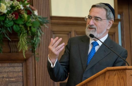 El Rabino Jonathan Sacks visita México para ofrecer magnas conferencias