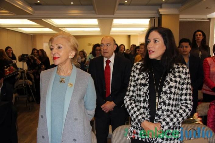 23-ENERO-2018-CAMBIO DE MESA DIRECTIVA UNION FEMENINA KEREN HAYESOD-87