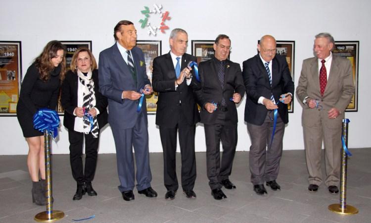 """Inauguran """"El caso de Bulgaria 1940-1944 durante el Holocausto"""" en el Instituto Cultural México Israel"""