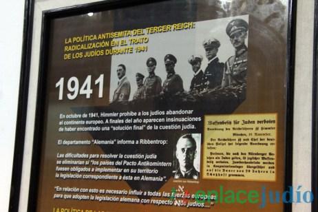 26-ENERO-2018-INAUGURACION DE LA EXPOSICION EL CASO DE BULGARIA 1940 1944 DURANTE EL HOLOCAUSTO-89