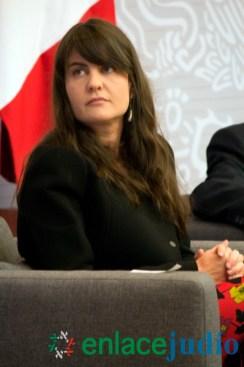 29-ENERO-2018-CONMEMORACION A LAS VICTIMAS DEL HOLOCAUSTO EN LA SECRETARIA DE RELACIONES EXTERIORES-24