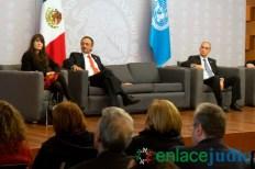 29-ENERO-2018-CONMEMORACION A LAS VICTIMAS DEL HOLOCAUSTO EN LA SECRETARIA DE RELACIONES EXTERIORES-82