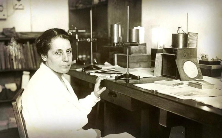 Lise Meitner, la científica judía que descubrió la fisión nuclear
