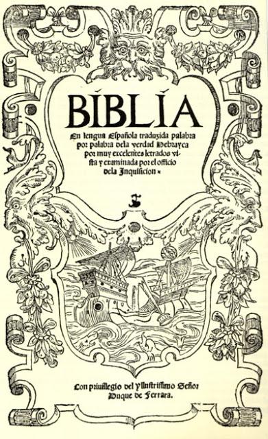 La Biblia de Ferrara, traducción de sefardíes