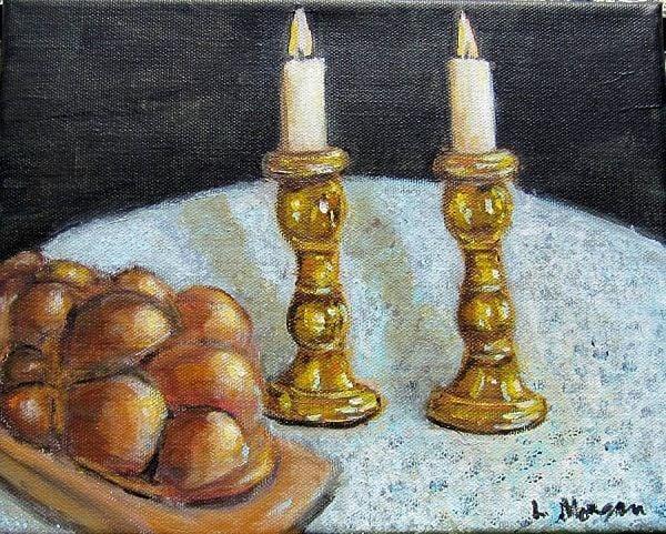 ¿Cuál es el significado de las velas de Shabat?