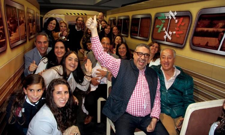 Gran celebración de los 75 años del Colegio Hebreo Monte Sinaí