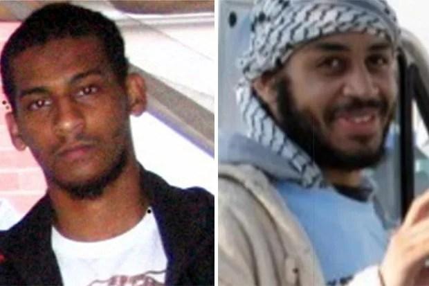 """Capturan en Siria a los """"Beatles"""" yihadistas de ISIS"""