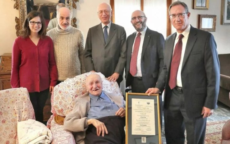 El judío que salvó a cientos de judíos de los nazis