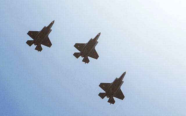 Siria derriba F-16 israelí después de la eliminación de dron iraní ; uno de los pilotos herido de gravedad