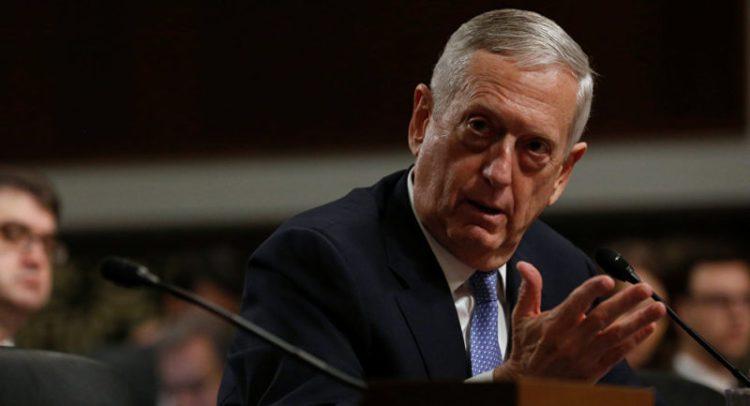 Irán está detrás de los problemas de la región, dice el secretario de Defensa de EE.UU.