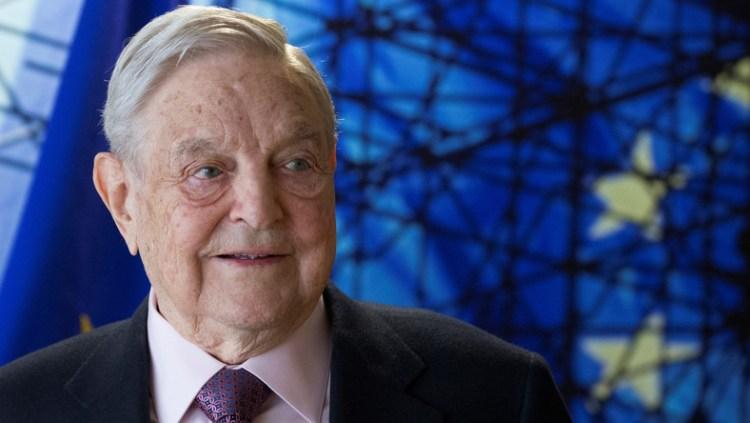 """Acusa diario británico al judío George Soros de """"plan secreto"""" contra Brexit"""