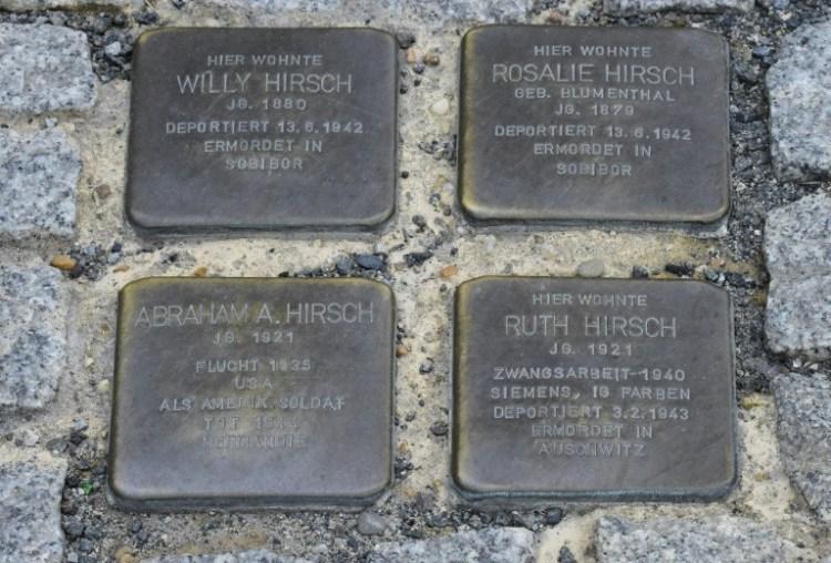 Alemania angustiada levanta la alarma antisemita