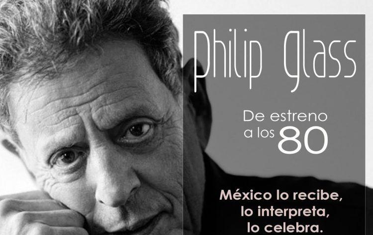 Philip Glass estrena Sinfonía Tolteca en México, para celebrar sus 80 años