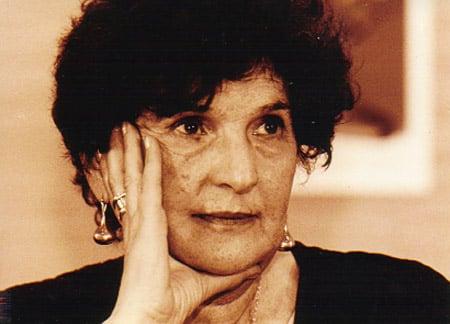 Margo Glantz: completamente judía, completamente mexicana