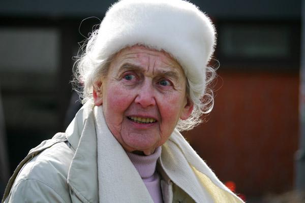 """Pierde la """"abuela nazi"""" apelación judicial para no ir a la cárcel"""