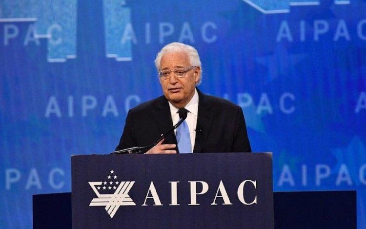 """""""Peligroso"""" sugerir que Israel no quiere la paz: embajador de EE.UU"""