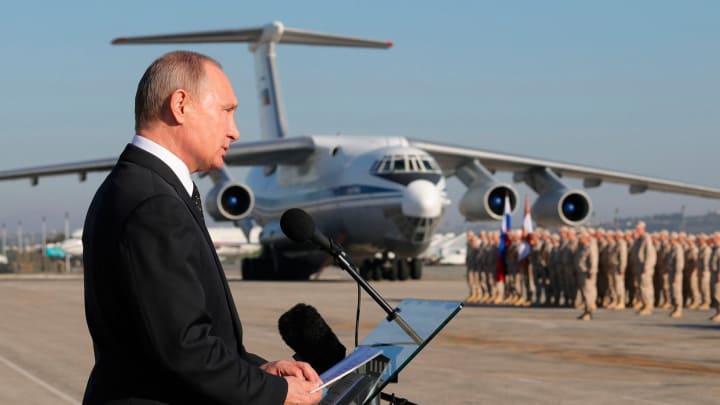 Trump no amenazó al régimen de Assad. La pregunta es qué hará Putin