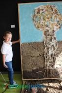 17-ABRIL-2018-INAUGURACION DEL MUSEO MAJSHAVA GLUYA KINDER DEL COLEGIO HEBREO TARBUT-17