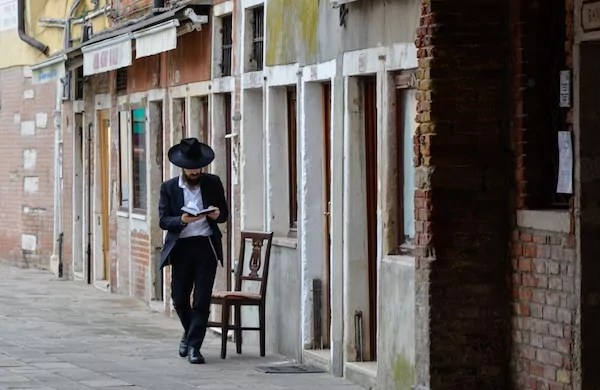 Los judíos de Venecia