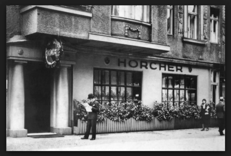 HORCHER, NIDO DE NAZIS EN EL MADRID DE FRANCO