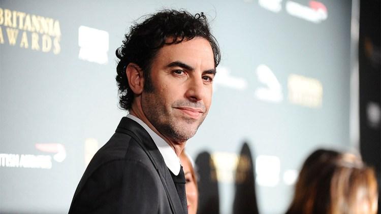 Interpretará Sacha Baron Cohen al emblemático espía israelí Eli Cohen