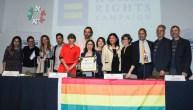 25-MAYO-2018-HUMAN RIGHTS CAMPAIGN FOUNDATION ENTREGA RECONOCIMIENTO AL MUSEO MEMORIA Y TOLERANCIA-1