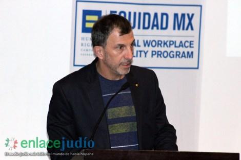 25-MAYO-2018-HUMAN RIGHTS CAMPAIGN FOUNDATION ENTREGA RECONOCIMIENTO AL MUSEO MEMORIA Y TOLERANCIA-37