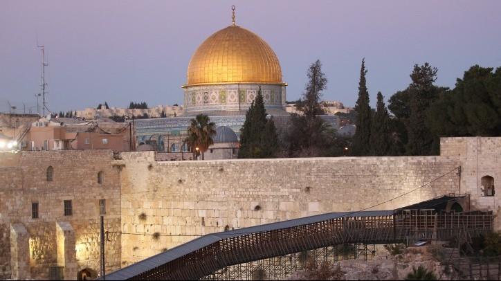 En Venecia, Israel exhibe 1.600 años de soluciones arquitectónicas a desavenencias religiosas