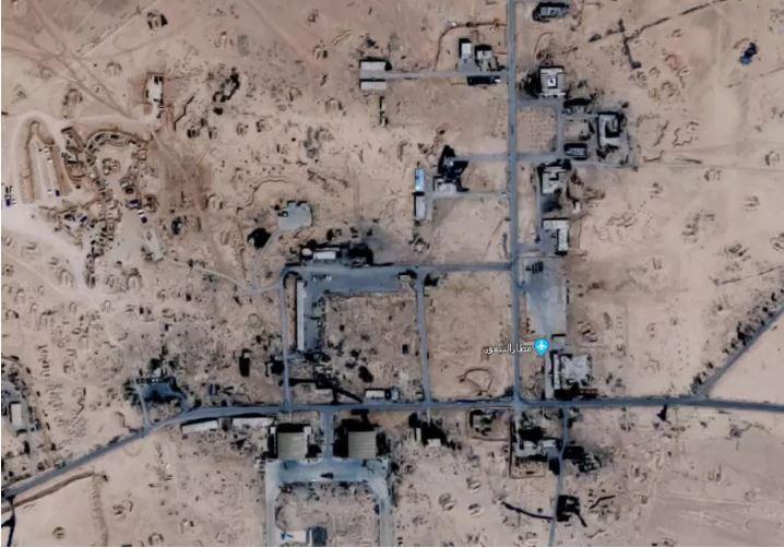 Informe: La fuerza aérea siria prohíbe a Irán utilizar sus bases